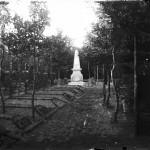 <!--:da-->Krigsfangegravpladsen under krigen, Løgumkloster<!--:--> <!--:de-->Kriegsgefangenengrabstätte während des Krieges, Lügumkloster.<!--:--> <!--:en-->POW cemetery during the war, Løgumkloster.<!--:-->