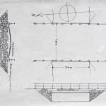 <!--:da-->Opstalt af pionerbroen, 1921.<!--:--> <!--:de-->Aufriss der Pionierbrücke, 1921.<!--:--> <!--:en-->Elevation drawing of the pioneer bridge, 1921.<!--:-->