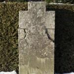 <!--:da-->Gravsten over straffefange Hermann Dürnberg, Arrild Kirkegård.<!--:--> <!--:de-->Grabstein für den Strafgefangenen Hermann Dürnberg, Friedhof Arrild.<!--:--> <!--:en-->Headstone for convict Hermann Dürnberg, Arrild churchyard.<!--:-->