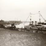 <!--:da-->Marinestationen og Sønderborg Havn.<!--:--> <!--:de-->Marinestation und Hafen Sonderburg.<!--:--> <!--:en-->Naval base and Sønderborg harbour.<!--:-->