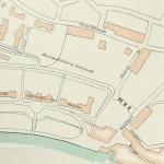 <!--:da-->Kort over den projekterede marinestation, 1906.<!--:--> <!--:de-->Karte über die projektierte Marinestation, 1906.<!--:--> <!--:en-->Map showing the projected naval base, 1906.<!--:-->