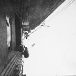 Luftskib på vej henimod observationsballon.