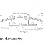 <!--:da-->Kortskitse over Gammelskovbatteriet.<!--:-->