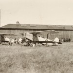 <!--:da-->Flyhangaren set fra syd efter Genforeningen.<!--:-->