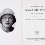 <!--:da-->Titelblad med portræt af Mikael Steffensen.<!--:--> <!--:de-->Titelblatt mit Portrait von Mikael Steffensen. <!--:--> <!--:en-->Title page with a portrait of Mikael Steffensen.<!--:-->