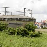 <!--:da-->Ildlederbunker, Årøsund batteriet.<!--:--> <!--:de-->Kommandobunker, Aarösund Batterie.<!--:--> <!--:en-->Fire control bunker, Årøsund battery.<!--:-->
