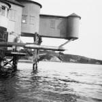 <!--:da-->Affyring af torpedo, Torpedoforsøgsstationen Høruphav.<!--:--> <!--:de-->Abfeuern eines Torpedos, Torpedoversuchsstation Höruphaff.<!--:--> <!--:en-->Firing a torpedo, torpedo testing station Høruphav.<!--:-->